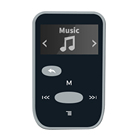 mini portable internal memory SD card music OEM bluetooth mp3 player