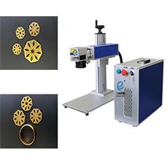 20W 30W 50W 70W 100w Portátil Mini Fibra De Marcação A Laser/Máquina de corte para a Jóia ouro prata