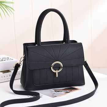 2019 Newest Fashion pearl Crossbody ladies handbags pu leather handbag