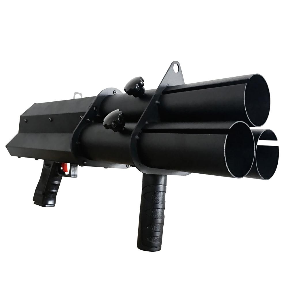 jet foam cannon party machineELECTRIC CONFETTI ICANNON GUN