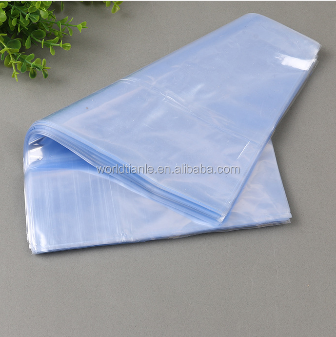 Size 18x25 cm Plain PVC Shrink Bag