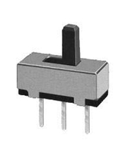 Factory wholesale DC 50V 0.5A 2 pin smd mini slide switch on/off