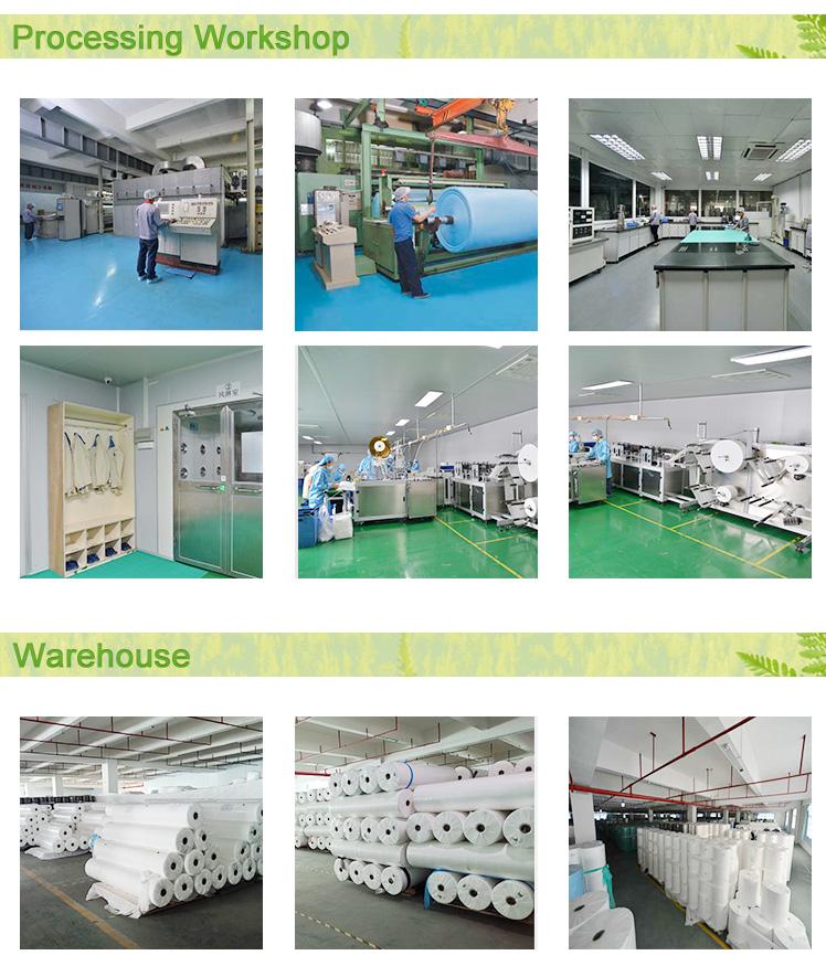 China Fabriek groothandel 100% polypropyleen spingebonden geweven stof voelde niet geweven stof met hoge sterkte