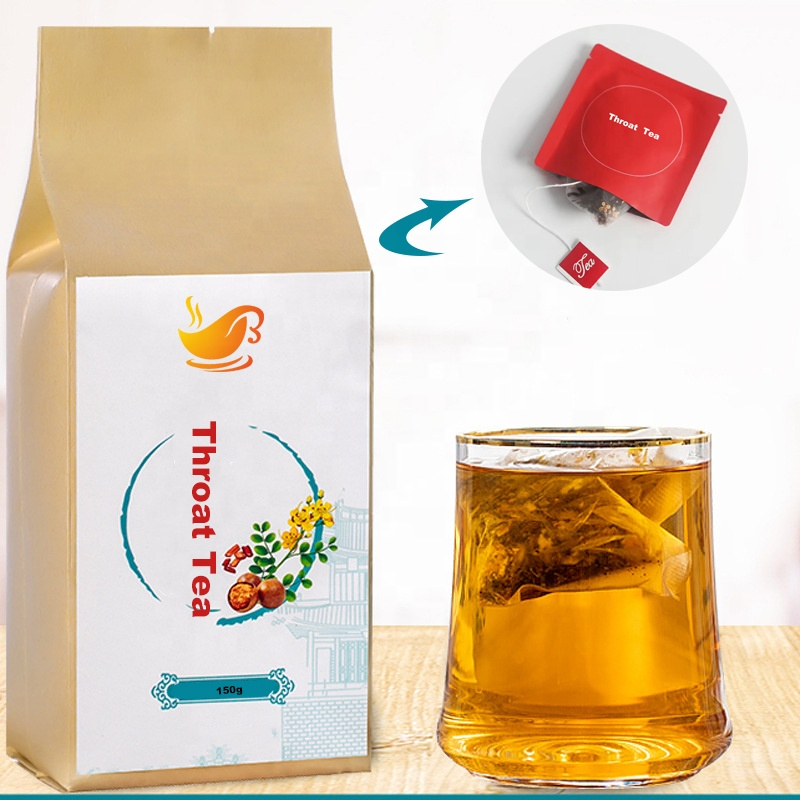 Hot Selling Chinese Herbal Blended Throat Protection Tea - 4uTea | 4uTea.com