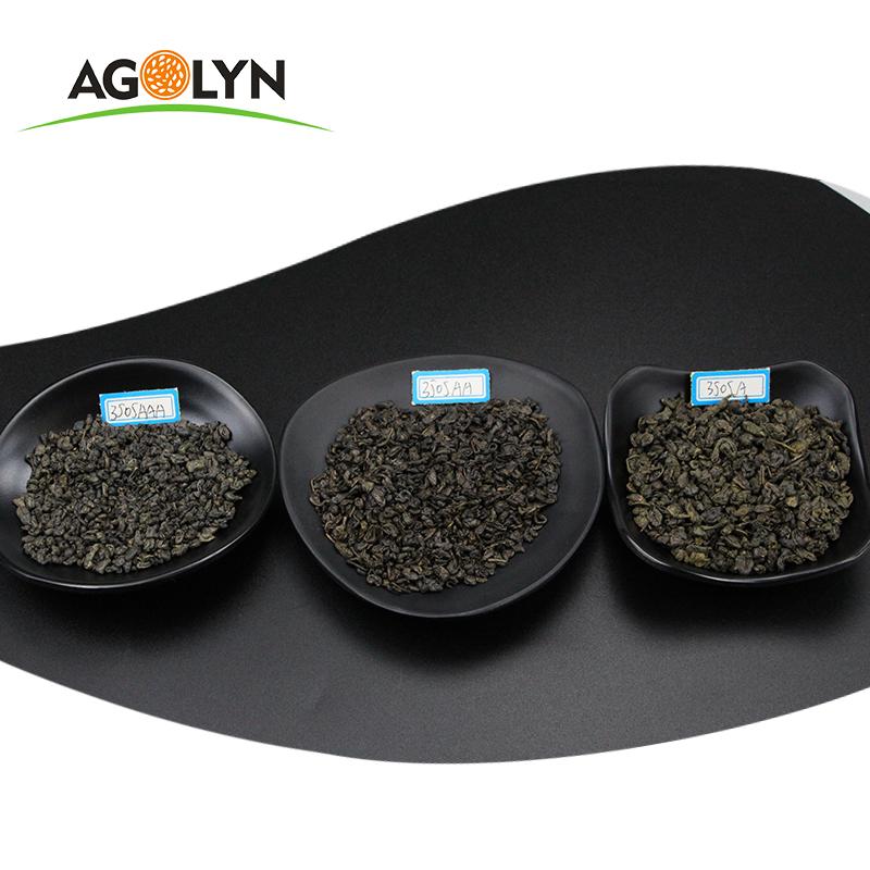 AGOLYN Pure Natural Healthy Tea Drinks Gunpowder Green Tea 3505A - 4uTea | 4uTea.com
