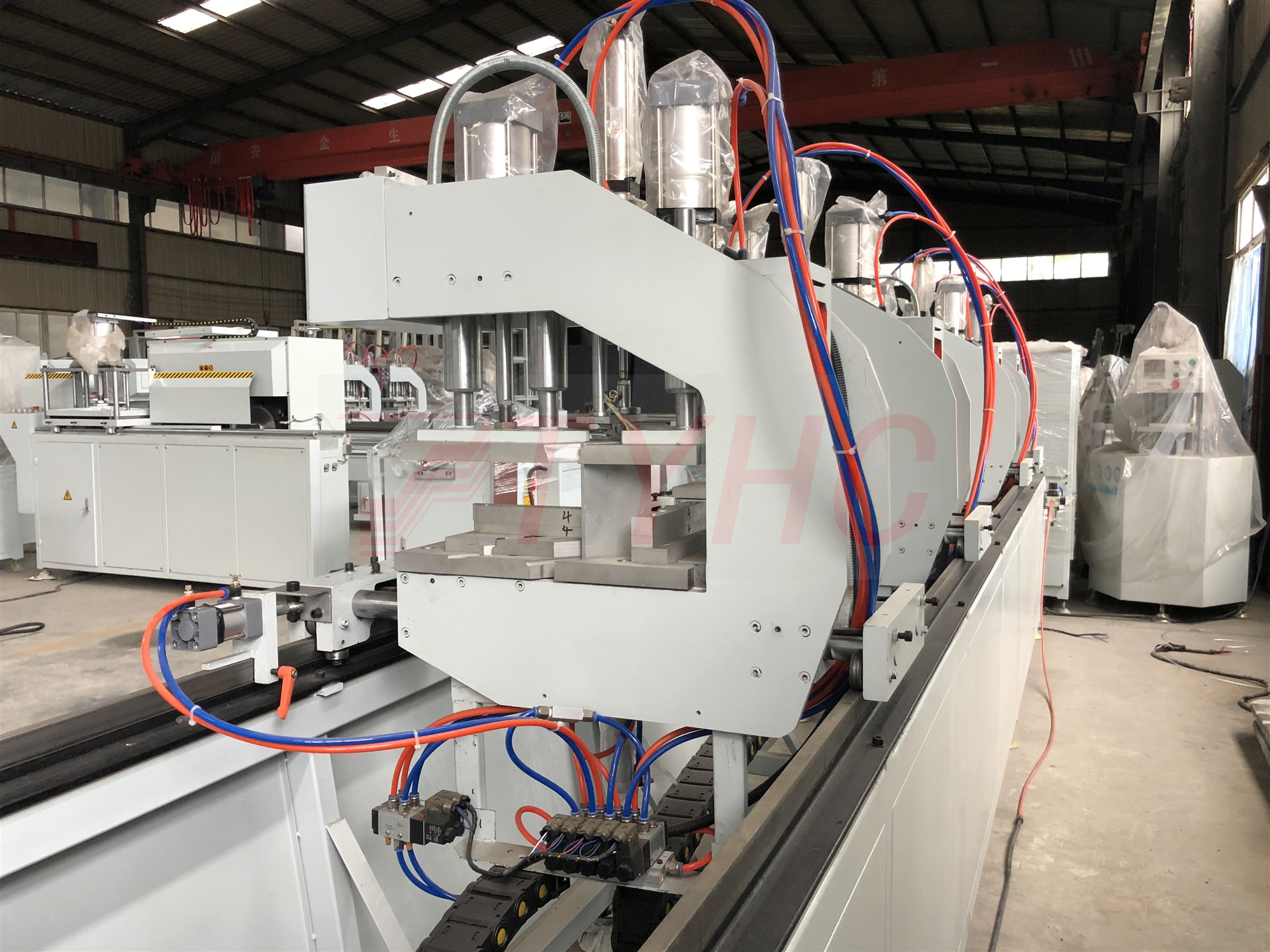 Integrated Circuit zebra blinds cutting machine with factory prices