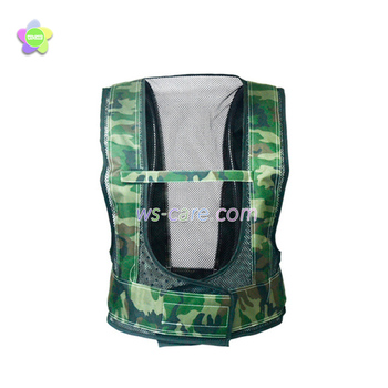 NEW Air Compressed Cooling Vest Vortex Tube Air Conditioner Waistcoat Welding