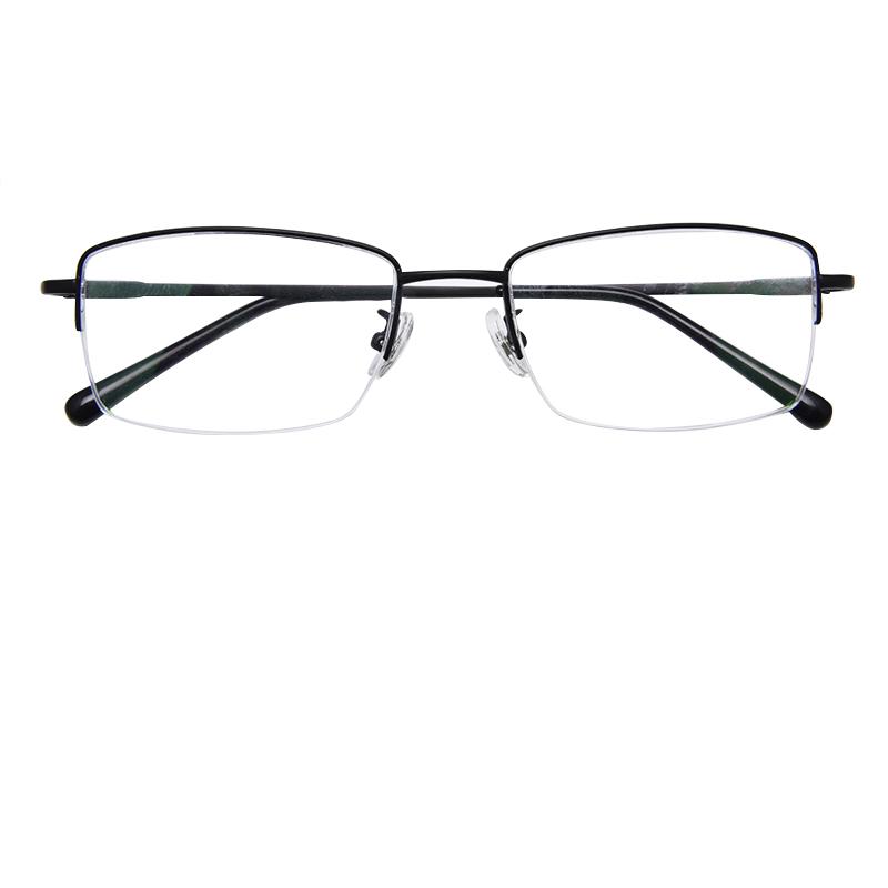 להגמיש אופטי מסגרות גברים טיטניום זיכרון מסגרת Eyewear במלאי