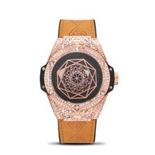 Швейцарская Алмазная резка Япония Miyota кварц rolexable круг модный тренд мужские часы светящиеся водонепроницаемые Relojes Hombre(Китай)