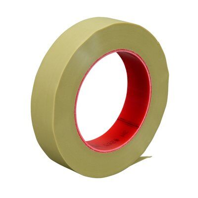 3M Fine Line Masking Tape 265, Green, 3/4 in x 60 yd, 5.1 mil, 48 per case for Crafts DIY, Home Decoration, Office Supplies