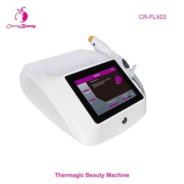 Secret Rf Fractional Microneedle Wrinkle Removal Anti Aging Machine With Cold Hammer