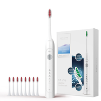 Teeth Whitening Rechargeable Sonic Electric Toothbrush giant toothbrush