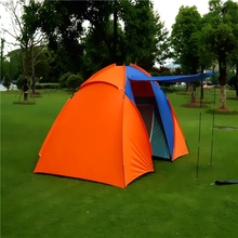 Hoge Kwaliteit goedkope prijs Instant Zon <span class=keywords><strong>onderdak</strong></span> Family Camp Tent