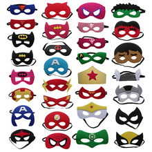 Halloween party super fühlte hero <span class=keywords><strong>maske</strong></span>