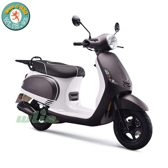 2019 새로운 디자인 vespa 스쿠터 125cc 스쿠터 오토바이 메이플 (유로 4)