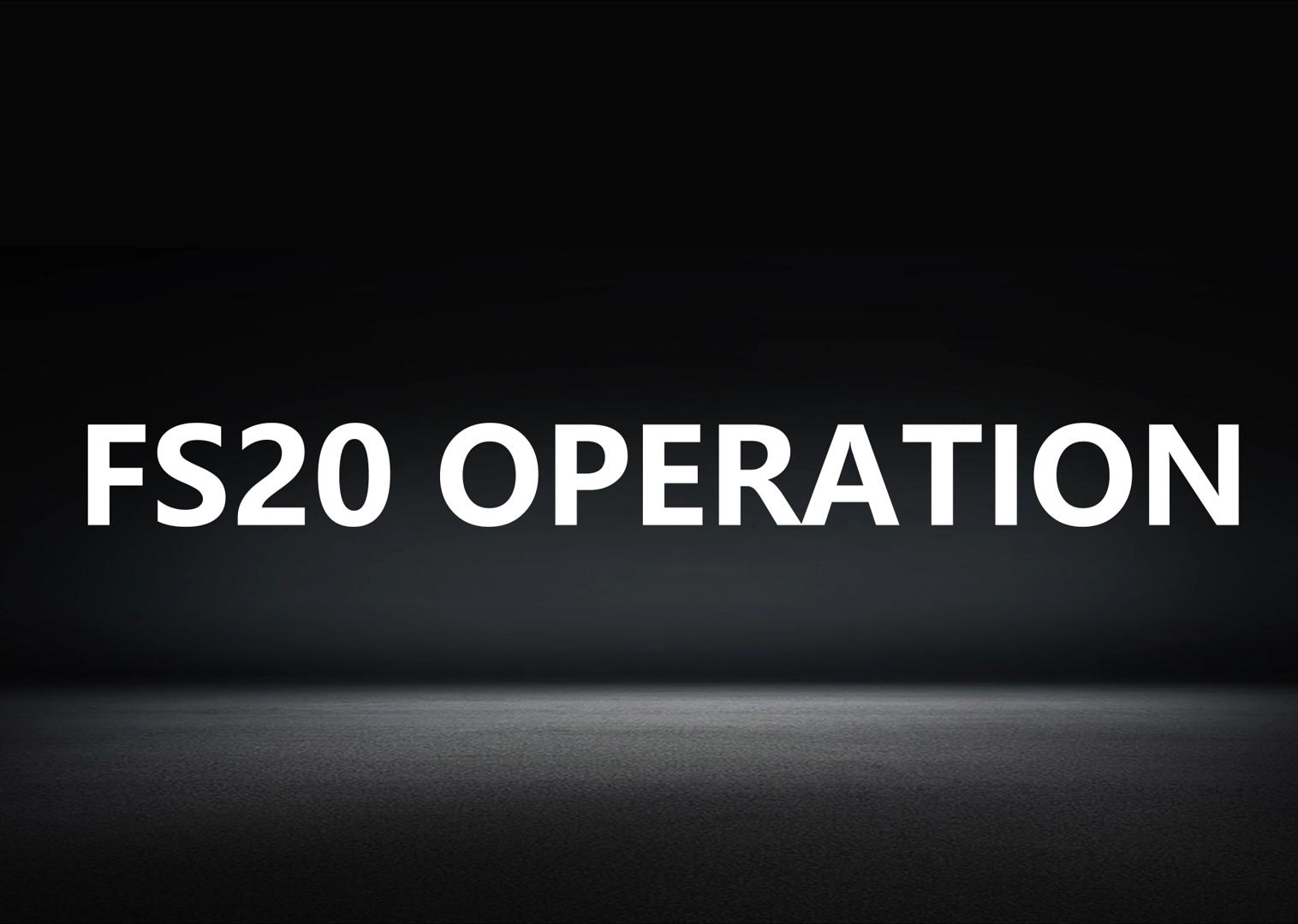 FS20 Thương Mại và Công Nghiệp Làm Sạch Sàn cho Máy để Bán