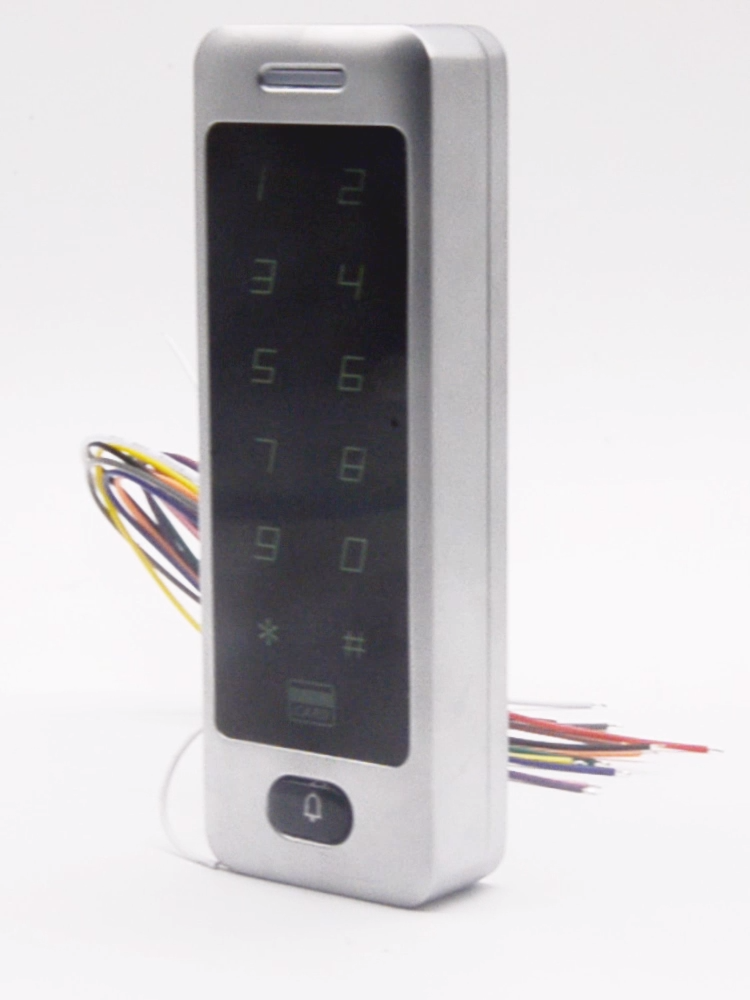 125KHZ Metal Touch Screen Keypad Access Control