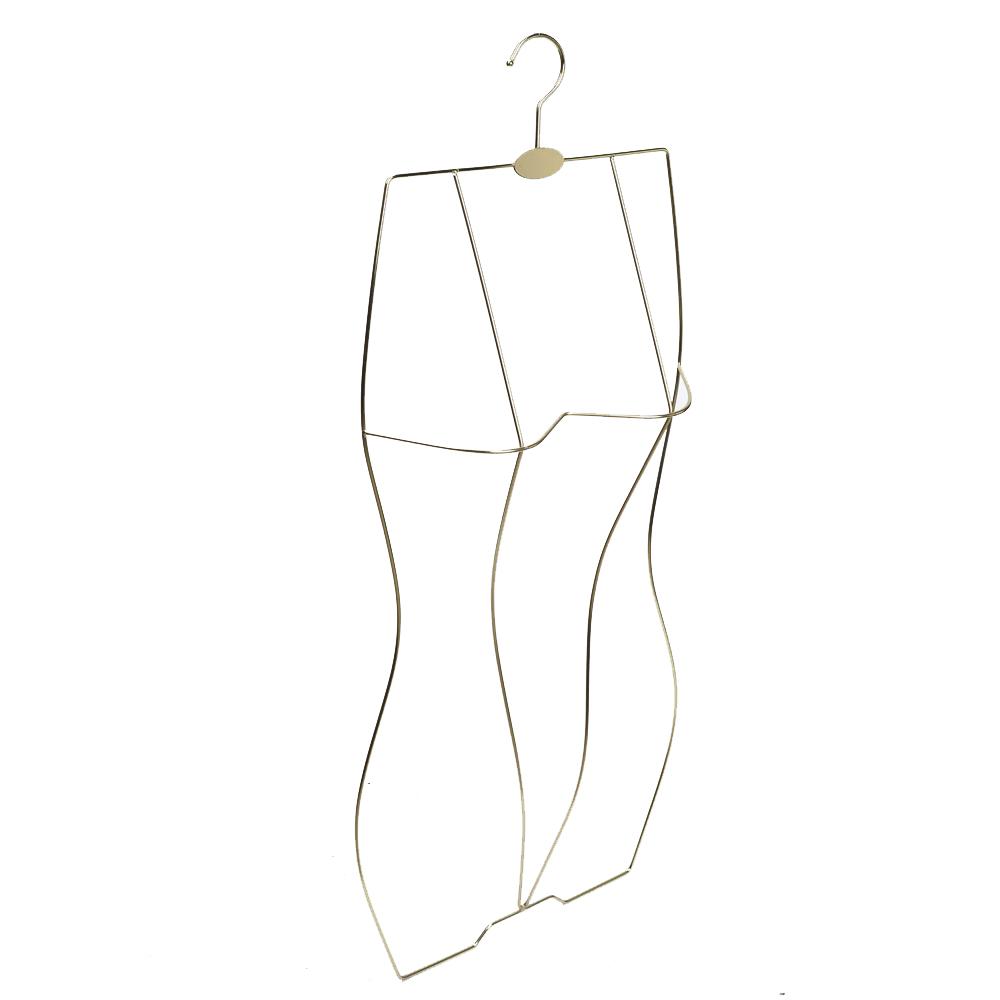 Alibaba.com / Assessed Supplier PENGFEI fashional body shape swimwear hanger for Bikini