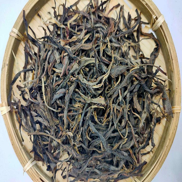 China Yunnan Large Leaf Seed 357g Organic Pu'er Black Tea - 4uTea | 4uTea.com