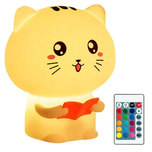 Hot Selling Baby Room Colours Sensor Lights LED Night Lamp