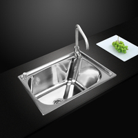 Modern Design Stainless Steel Kitchen Basin