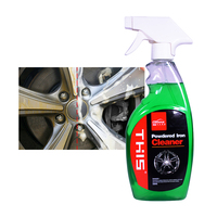 China car wash supplies wholesale car cleaning kit alloy wheel paint surface cleaner iron remover detailing car