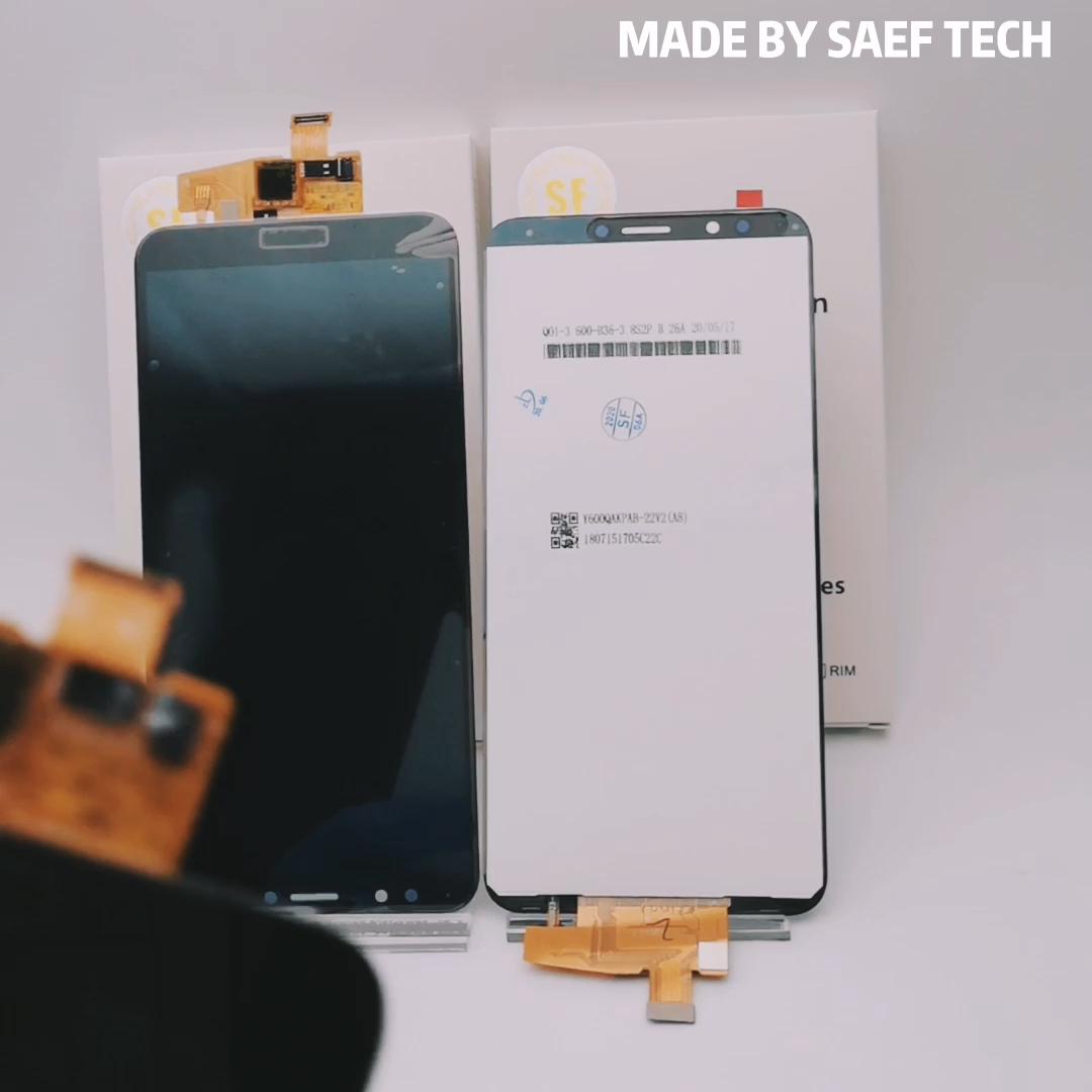 Hohe qualität original bildschirm für Huawei Y7 2018 handy lcd