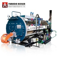 Fuel oil/gas industrial steam boiler prices
