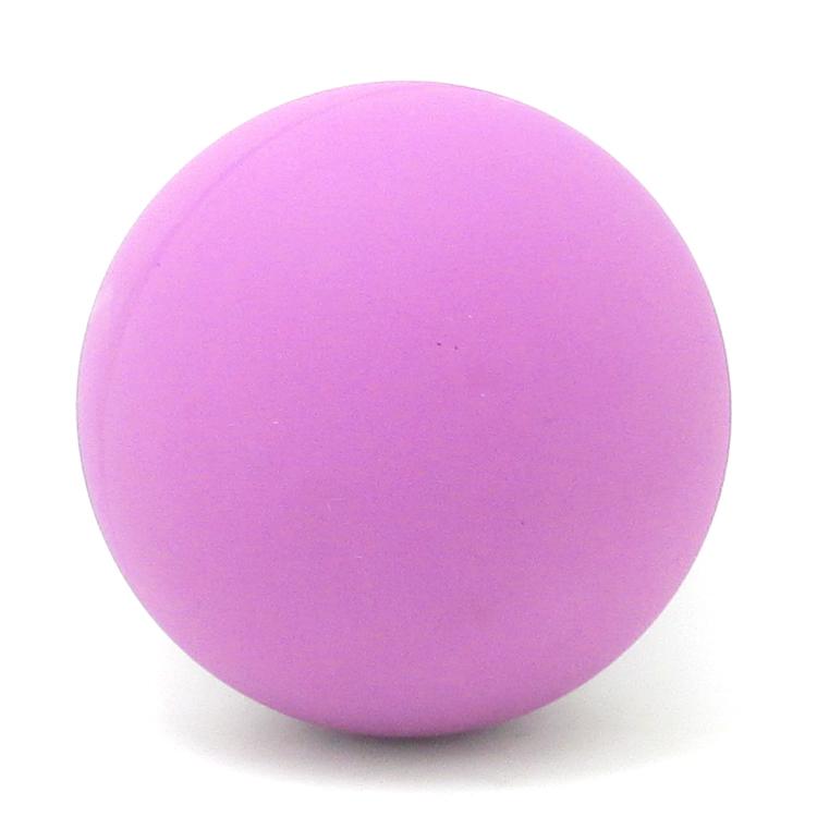 Özelleştirilmiş baskı 6.0cm doğal kauçuk malzeme Racquetball içi boş kauçuk merhaba sıçrama Squash topları