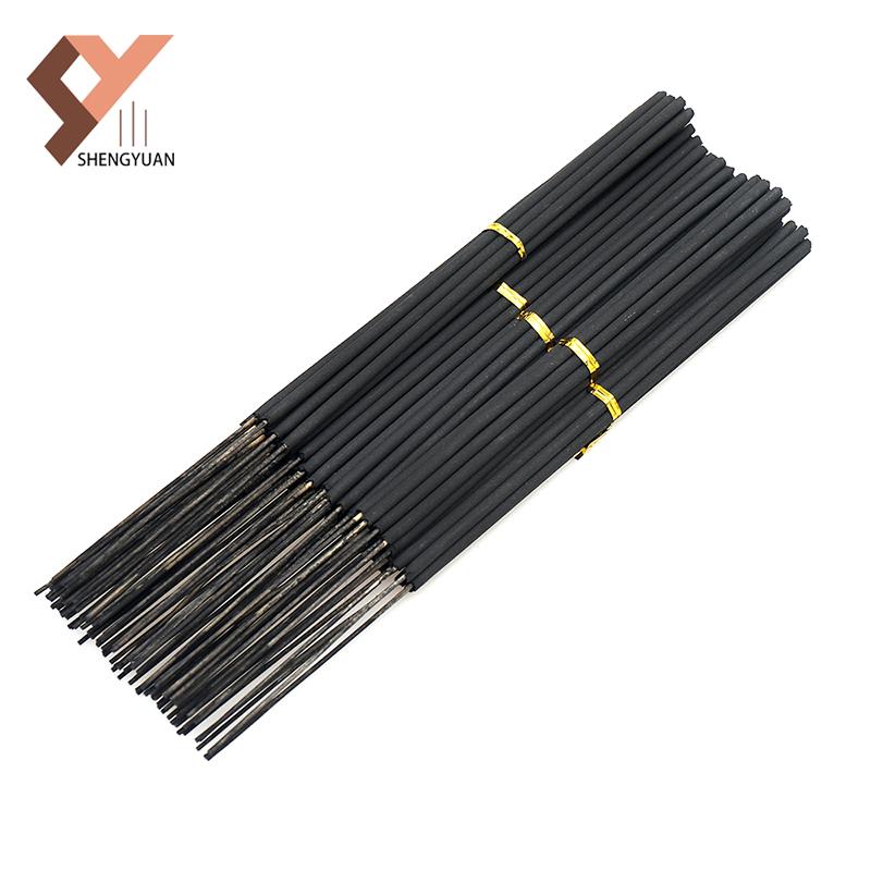 Commercio all'ingrosso naturale grezzo bastone di bambù di incenso indiano agarbatti bastoni