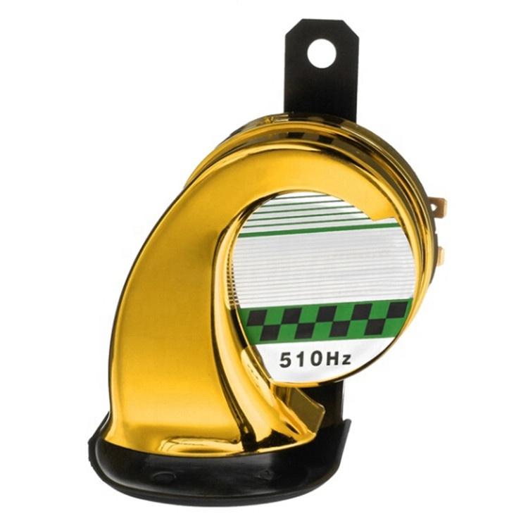 Wholesale Horn Speaker Outdoor 12V Universal Car Motorcycle Motorbike Truck Boat 130DB Electric Loud Snail Air Siren Horn