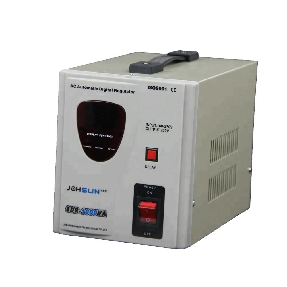 Hot Vender 5000Va Regulador De Controle De Relé de Tensão Ac Estabilizador Avr Para O Gerador