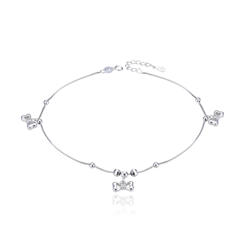 Factory custom logo Smart bracelet women 925 sterling silver women bracelets