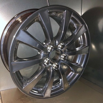 Rim Chrome Black White Candy