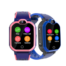 Jaringan 4G Tahan Air Panggilan Sos Kids Jam Tangan Anak Gps Anak Smart Watch Anak Watch GPS <span class=keywords><strong>Track</strong></span>