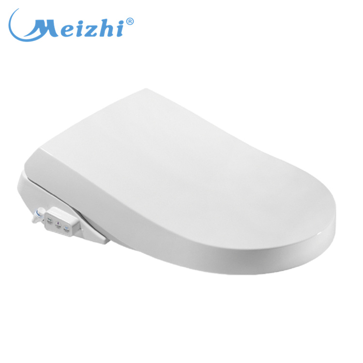 New electronic bidet clean dry seat heating intelligent smart bidet toilet seat cover
