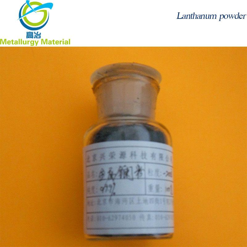 Китай производство низкая цена редкоземельных металлов lanthanum