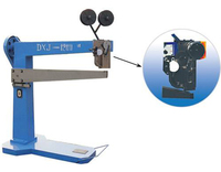 Manual Stitcher nail box machine/low cost machine for making corrugated carton box
