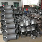 Carbon Pipe Fittings Dn450 Pipe Elbow Dn25 Dn50 Dn100 Dn200 Dn300 Dn450 90 Degree Bend Stainless Carbon Steel Pipe Fittings Elbow