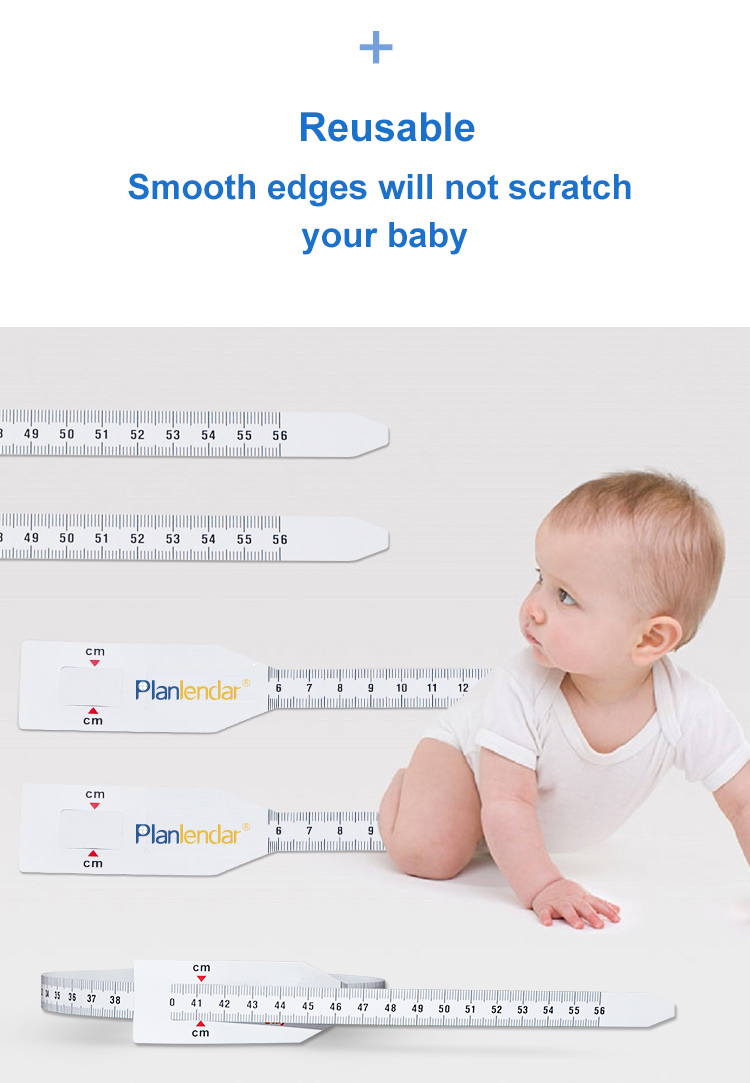 New Product Perfect Paper Crafting Ruler  for Kids