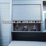 Shutter for kitchen cabinet