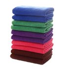 Super soft 15% Nylon 85% Polyester cleaning micro fiber cloths for car