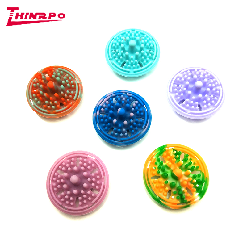 Wholesale Mini Portable Size Makeup Silicone Cleaner Brush Fashion Design Cosmetic Brush Washing Tools