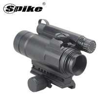 Spike M4 Red & Green Dot Sight Scope Red Dot per il Fucile Pistole ad Aria