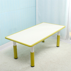 China wholesale safety materials children table and chair exquisite study table children