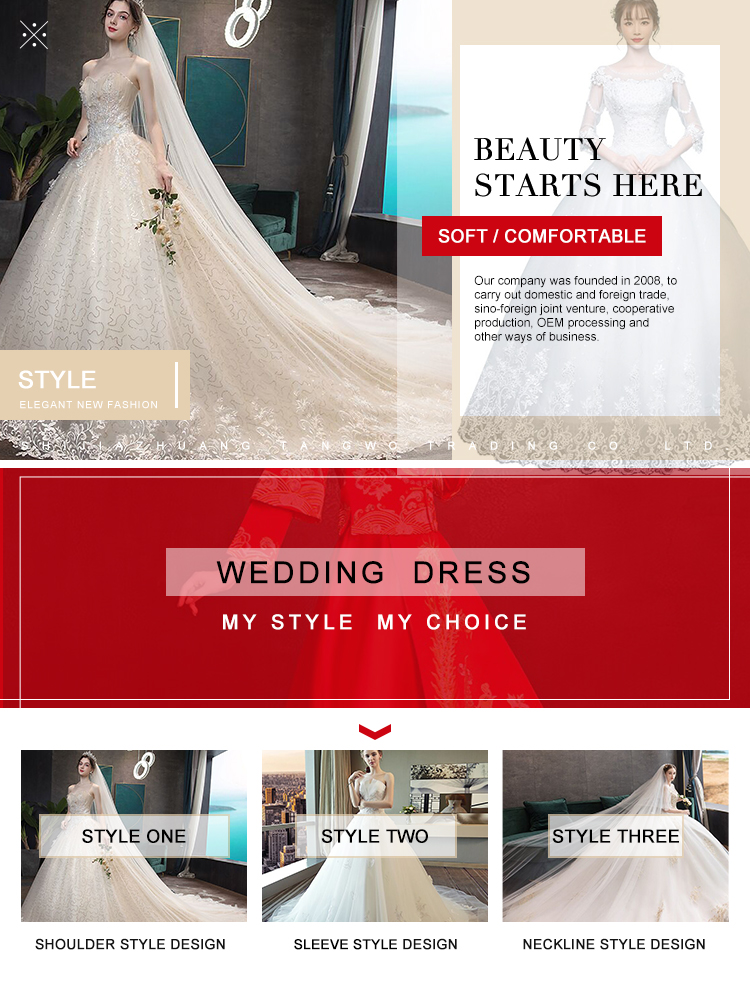 Wedding Dress Packaging Beaded Wedding Dresses For Wedding