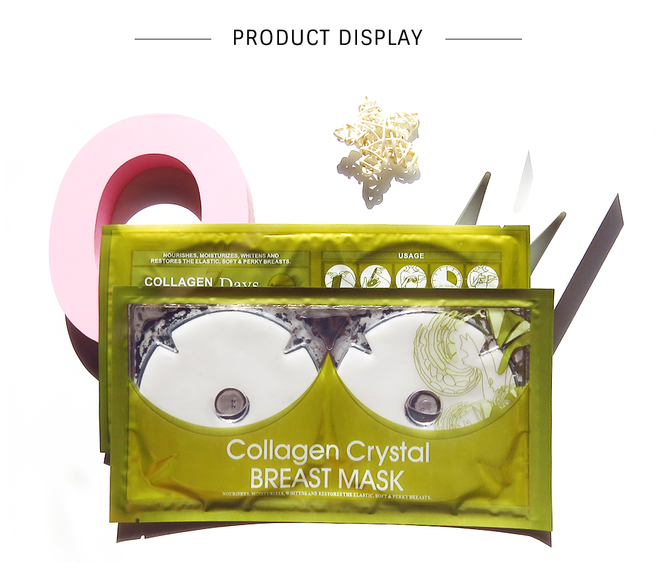 OMY LADY Hot Sell Pure Collagen Essence Gainly Breast Enlargement Mask