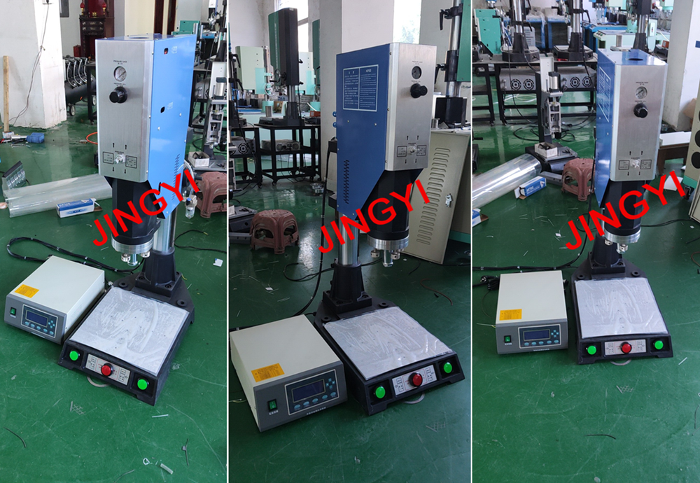 20KHz 2000w ABS plastic ultrasonic welding machine nipple