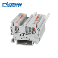 JPT 2.5 Electrical Phoenix Wire Din Rail Mounted Terminal Block