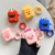 New arrival Personality Cute Character Wireless Portable High Quality Silicone Earphone Case For Protecting